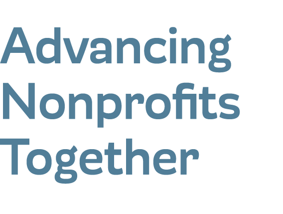 Advancing Nonprofits Together
